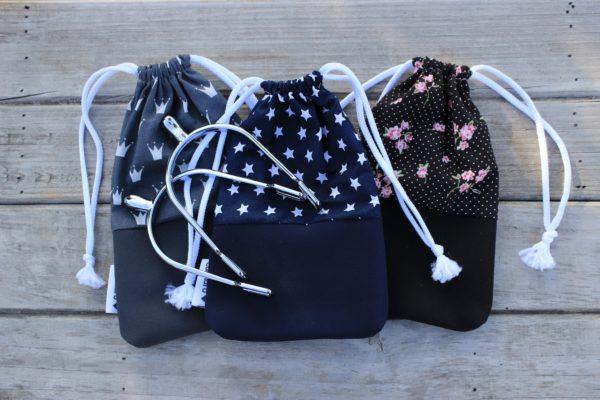 Sporenschutztaschen